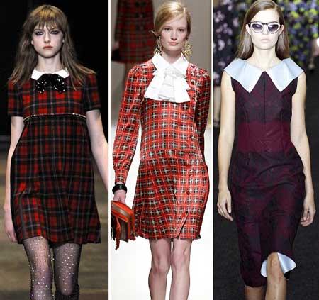 модели деловых платьев 2014