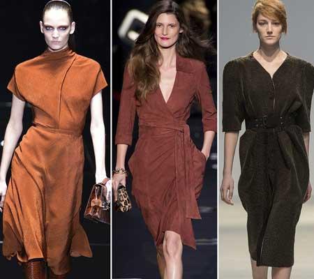 фото модных деловых платьев 2014
