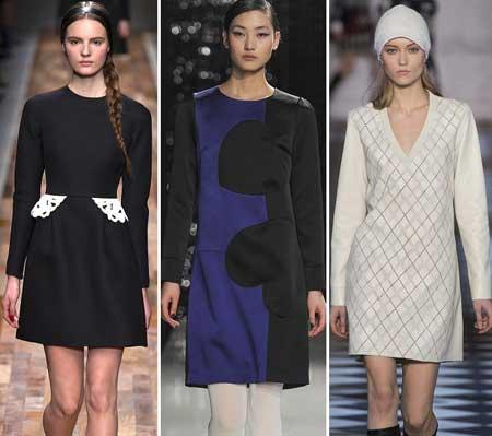 деловая мода платья 2014 для офиса