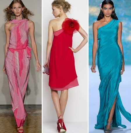 фасоны выпускных платьев 2013 в греческом стиле