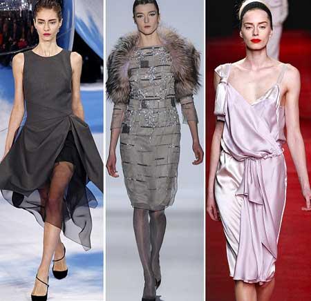 дизайн модных коктейльных платьев 2014