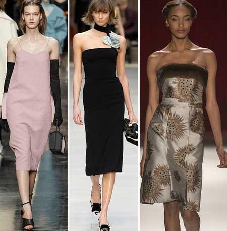 элегантные коктейльные платья 2014 фото