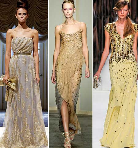 вечерние платья лето 2013