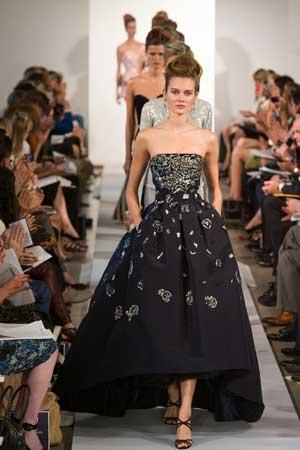 модные пышные платья 2013 года