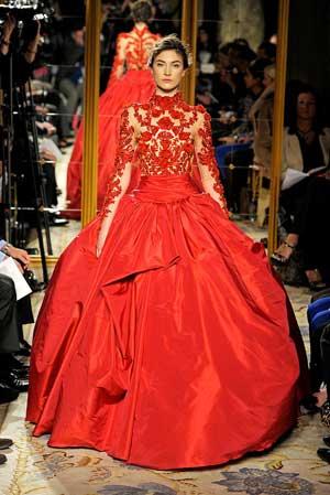 длинное пышное платье 2013