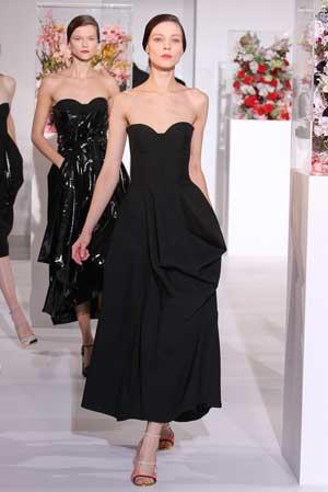 вечернее пышное платье 2013