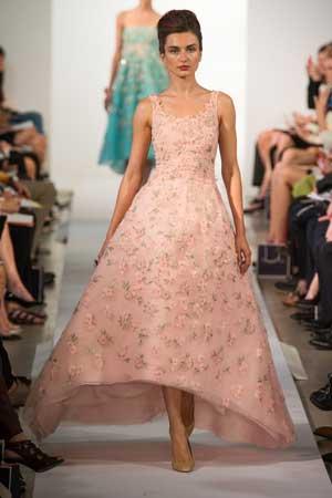 пышное платье 2013 в пол