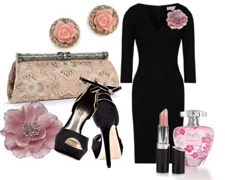 модные идеи с платьем-футляром для вечернего стиля
