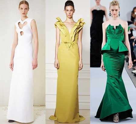 платья 2013 длиной до пола