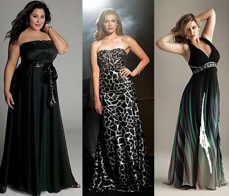 платья для полных на год Змеи 2013
