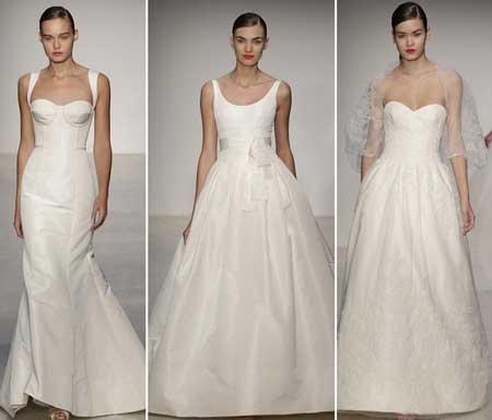 модели свадебных платьев 2014