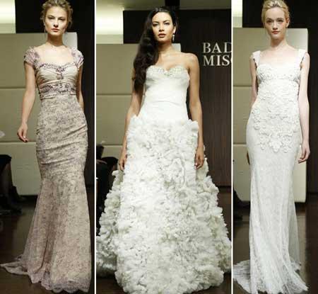 фото модных свадебных платьев 2014