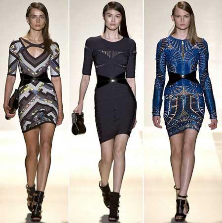 простые платья весна 2013